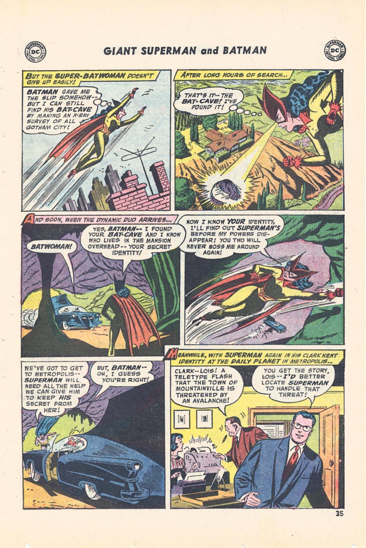 Read online World's Finest Comics comic -  Issue #161 - 36