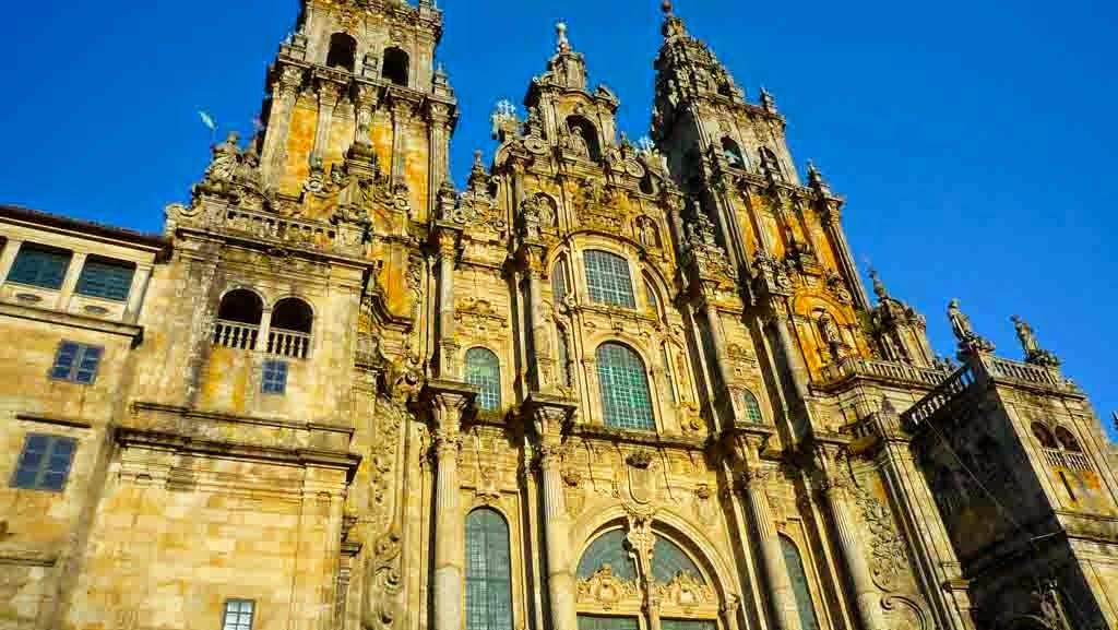 Santiago de Compostela Camino de Santiago Francés