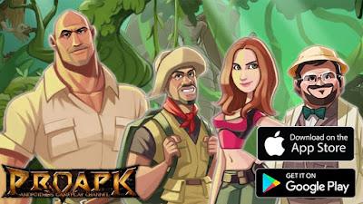 Jumanji: Epic Run Mod (Unlimited Money) Apk + Data Free Download