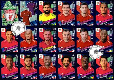 Liverpool 2018/19 Champions League winner
