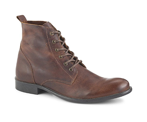 Jeffrey Tyler Mens Neville Lace Up Ankle Boot Shoes  : Leather shoes and boots for men : fashion and style 2018