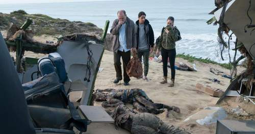 Film Zombie Fear The Walking Dead
