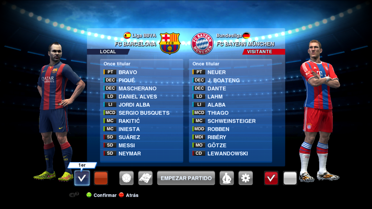PESTN 2013 Patch 7.0 For PES 2013 Screenshot by http://jembersantri.blogspot.com