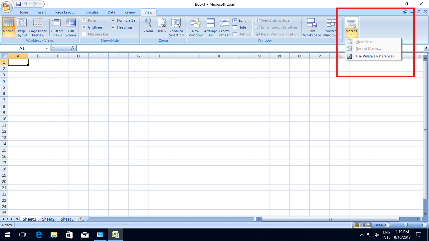 Technology with Fun: How to enable Macro in Microsoft office 2010 ...