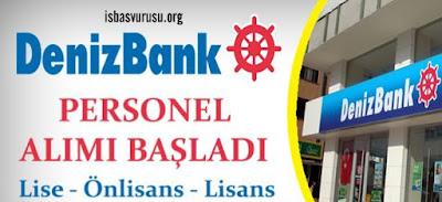 denizbank-is-basvurusu