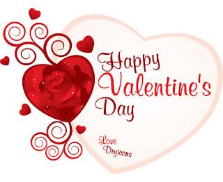 Gambar Kata Valentine Day