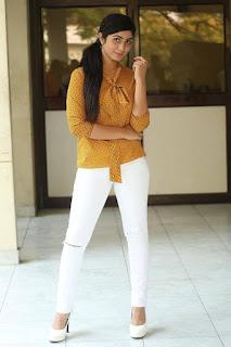 Actress Kalyani Pictures at Thu Hi Re Meri Jaan Movie Press Meet 0077