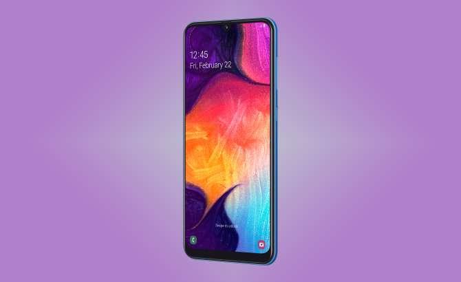 Samsung anuncia el Galaxy A50