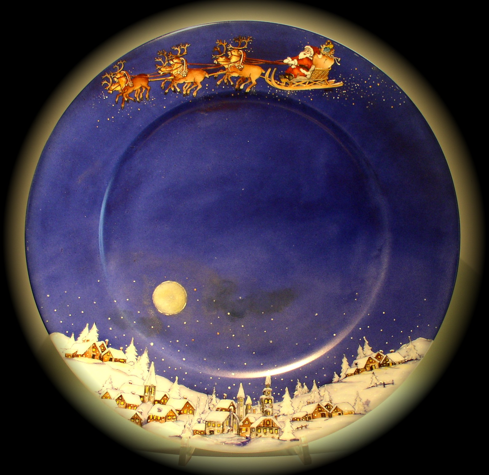 Le porcellane di Morena Natale porcellane dipinte a mano