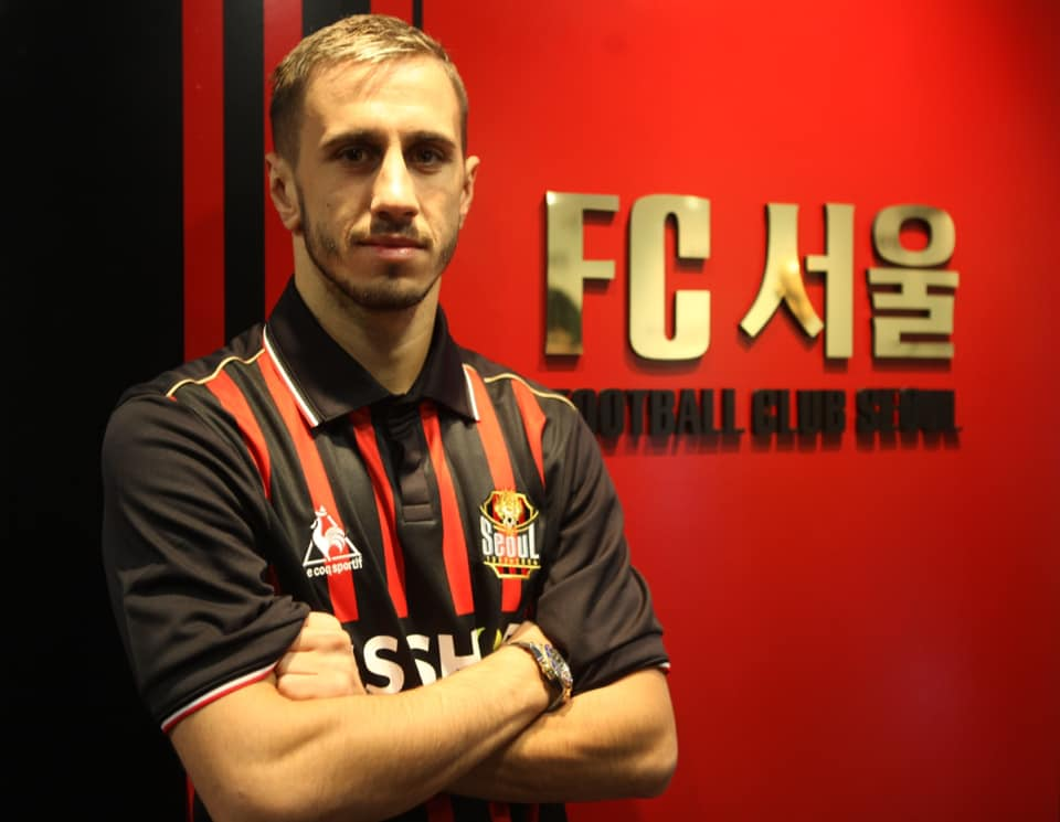 Transfers: FC Seoul Sign Striker Aleksandar Pešić