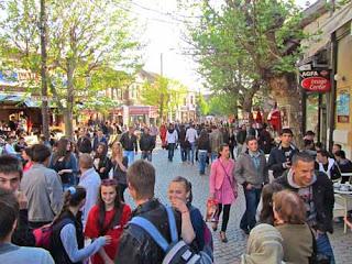 Durgevdan Holiday Celebration Prizren Kosovo