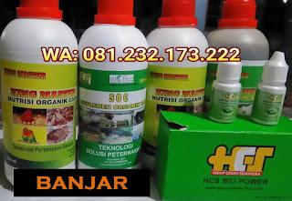 Jual SOC HCS, KINGMASTER, BIOPOWER Siap Kirim Banjar
