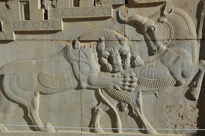sculpture from Persepolis