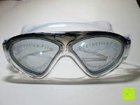 Erfahrungsbericht: »Swordfish« Jugend-Kinder-Schwimmbrille (ideal auch für Damen) / 100% UV-Schutz + Antibeschlag + 180° View. Starkes Silikonband + stabile Box. TOP-MARKEN-QUALITÄT! AF-9700 schwarz