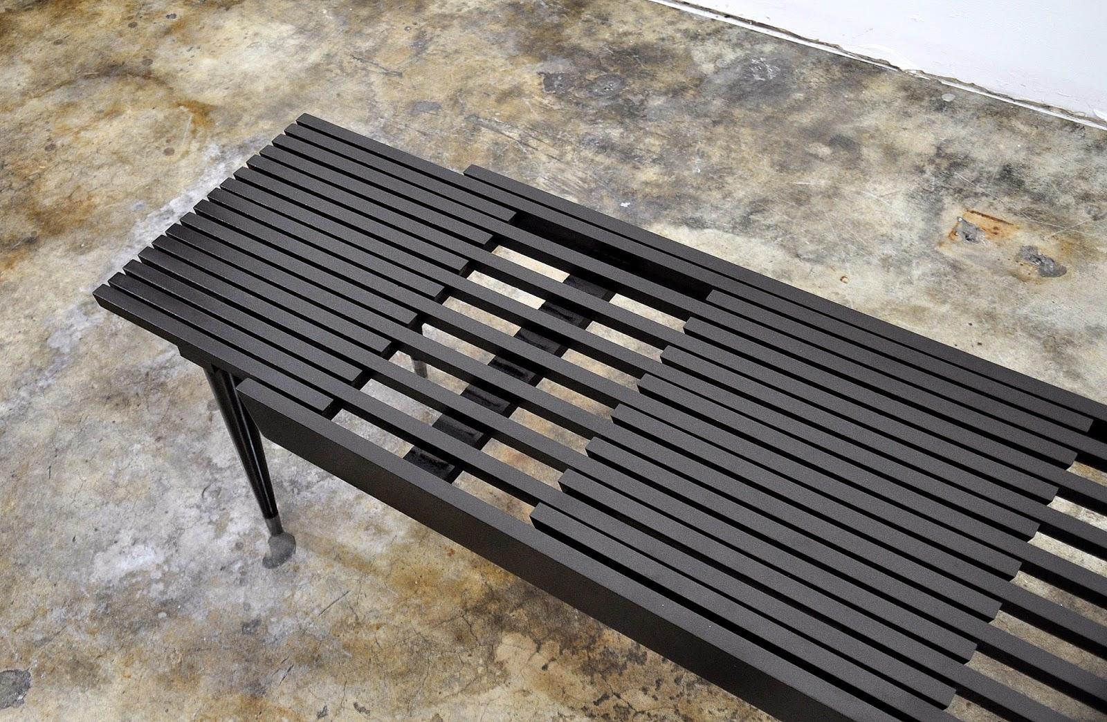 Pleasant 1960S Coffee Table Select Modern Black Expandable Slat Machost Co Dining Chair Design Ideas Machostcouk
