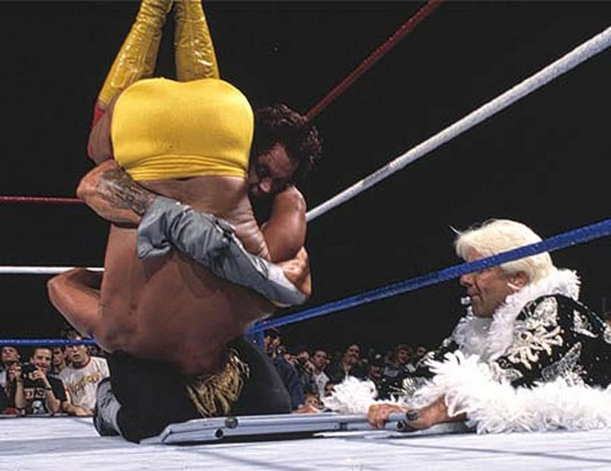Historia del Wrestling: The Undertaker vs Hulk Hogan, WWF Survivor Series  1991
