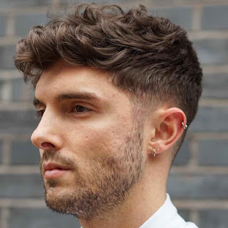 Wavy Taper for Thick hairs