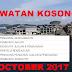 Jawatan Kosong Perbadanan Putrajaya (PPj) - October 2017