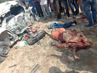 Udaipur Road accident