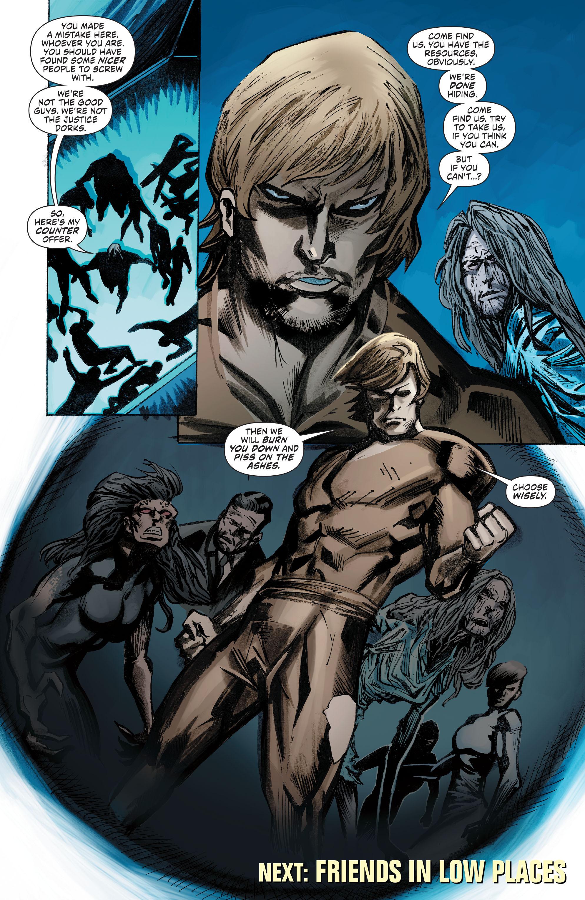 Read online Secret Six (2015) comic -  Issue #2 - 21