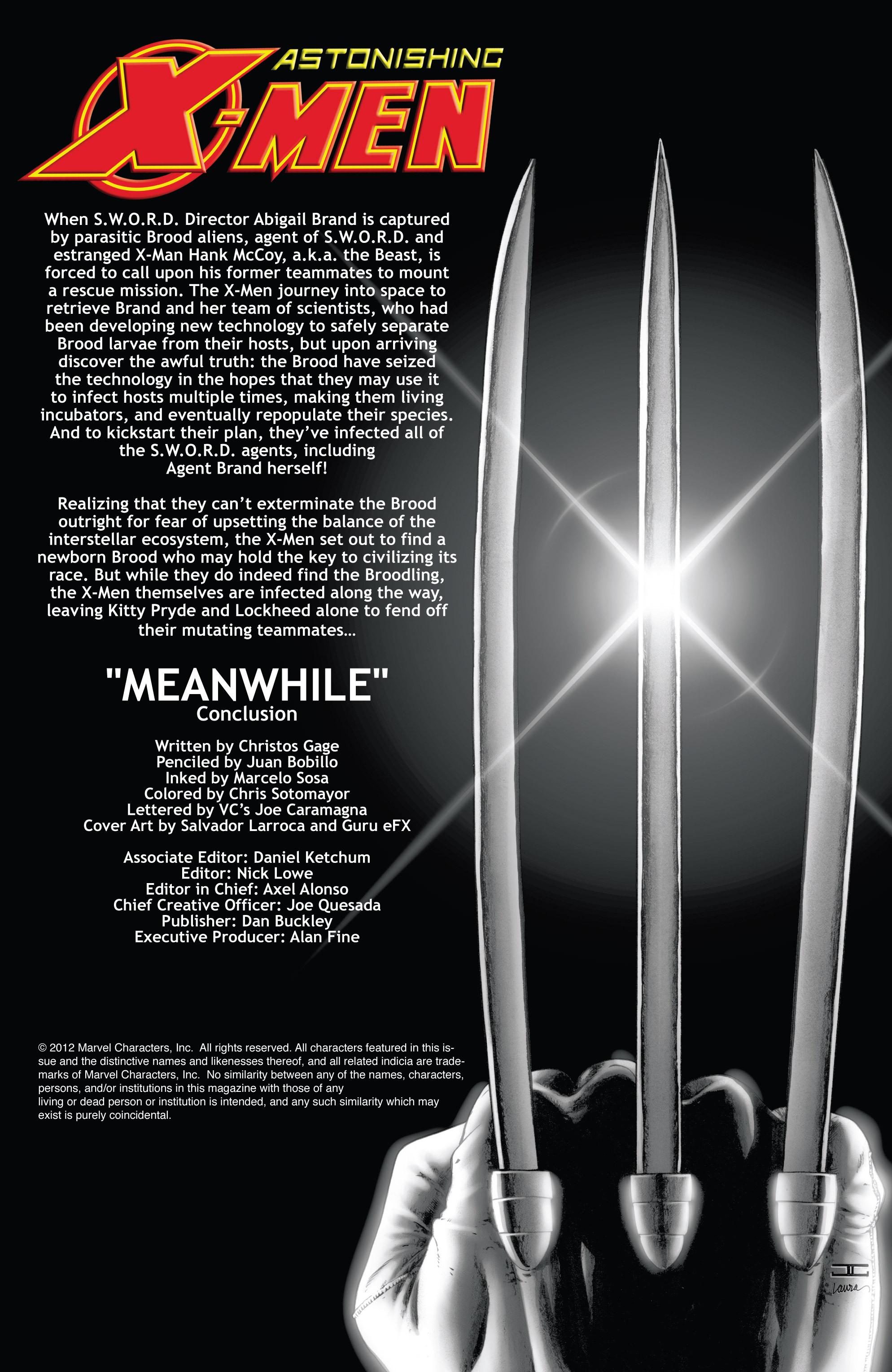 Read online Astonishing X-Men (2004) comic -  Issue #42 - 4