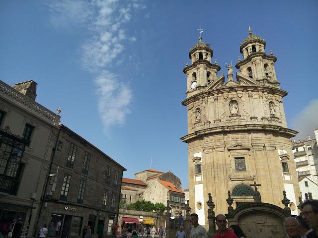 Pontevedra_La Peregrina