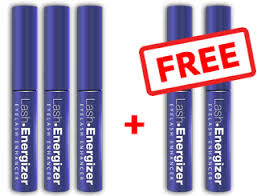 Lash Energizer - Enhance The Growth Of Your Eyelids! Free