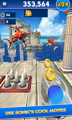 Sonic Dash APK4