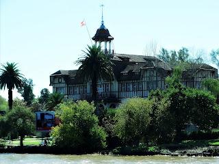 Club de Regatas La Marina, Tigre, Argentina