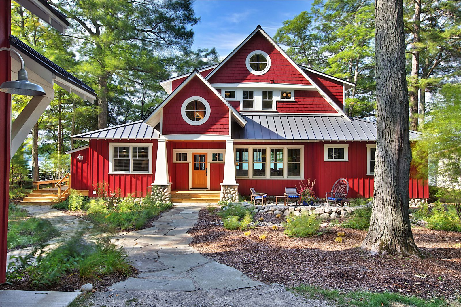 Top Delorme Designs: RED HOUSE LOVE!! JX85