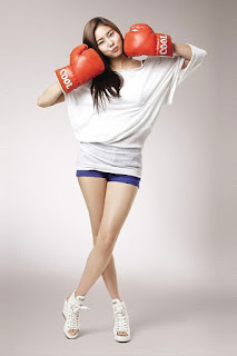 Asian-Girl-Boxing-Mobile-Phone-Wallpapers