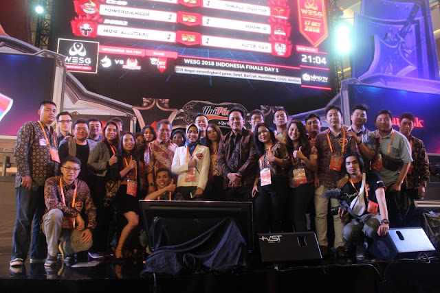 UniPin Resmi Gelar Turnamen eSports Kelas Dunia SEACA di  Jakarta