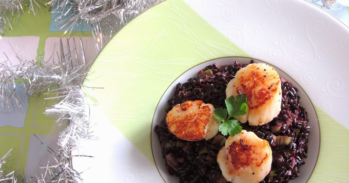 Tomate sans graines green lifestyle cuisine bien tre z ro d chet risotto nero la - Quantite de riz par personne ...