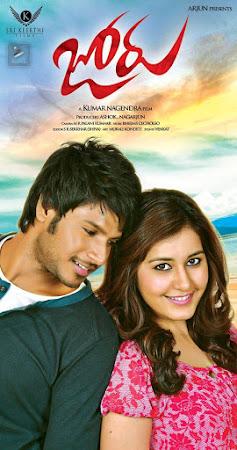 Poster Of Joru Full Movie in Hindi HD Free download Watch Online Telugu Movie 720P