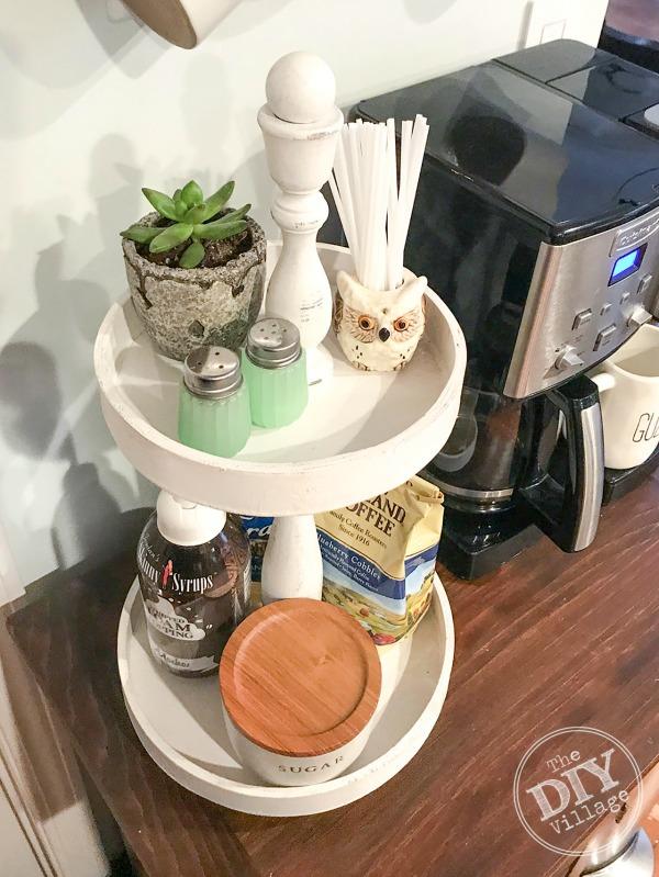 DIY customized kitchen caddy