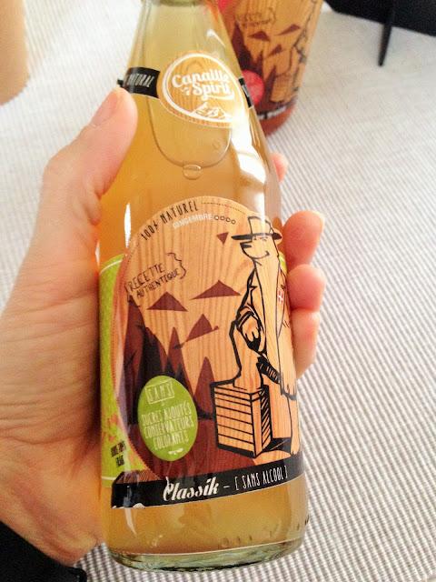 Canaille Spirit boisson sans alcool naturelle