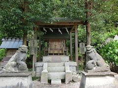 御霊神社:石上神社