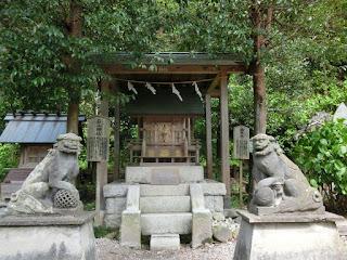 石上神社御神体