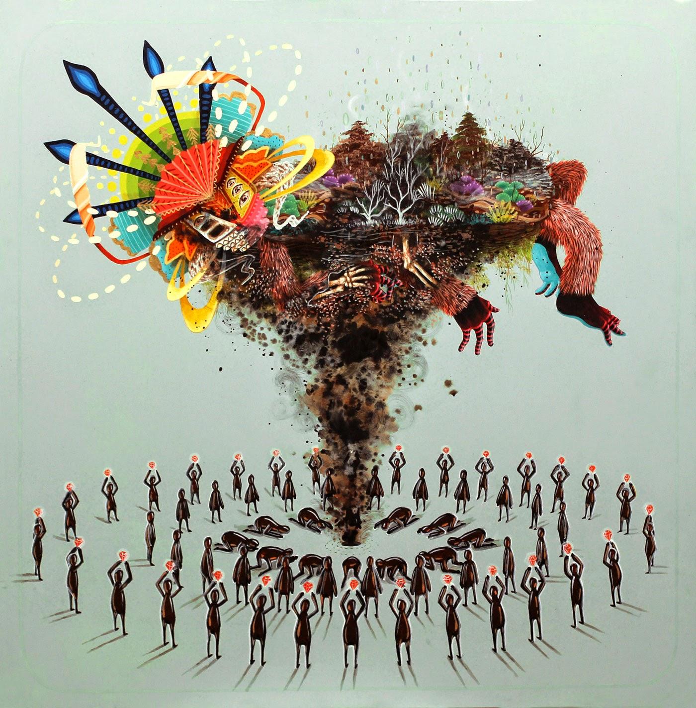 The Artwork of Curiot (Favio Martinez)