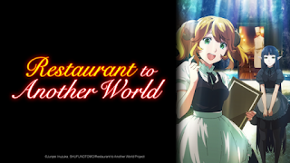 Isekai Shokudou (Restaurant to Another World) - Episódio 08