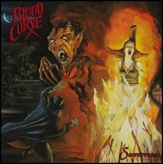 """Ο δίσκος των Blood Curse """"Sorceress"""""""
