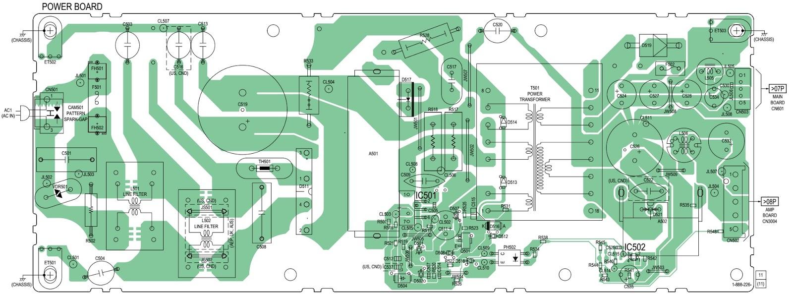 Sony Ht St7 Sound Wiring Diagram - Wiring Diagrams Schematics