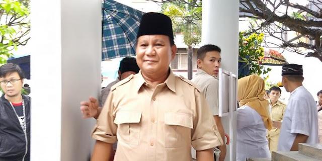 Pidato Prabowo Subianto Mengkritik Presiden Indonesia Pak Jokowi Dinilai Stres Kurang Logistik Pilpres 2019