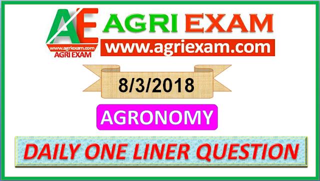 Agro (Agronomy)