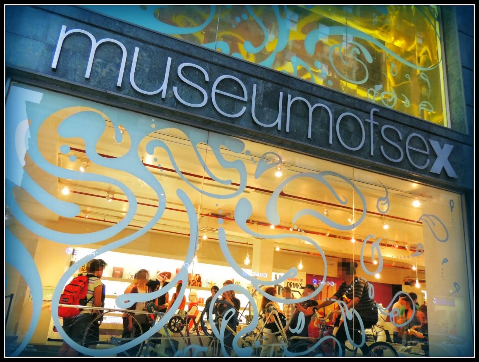 Nueva York en 3 Días: Museo del Sexo