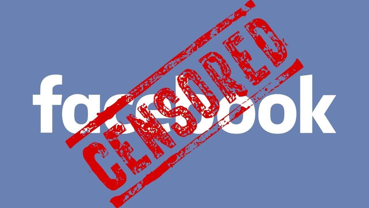 Nuevamente estamos censurados en Facebook