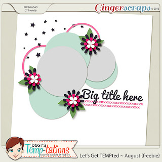 Let's Get TEMPted ~ August Freebie by Dagi's Temp-tations