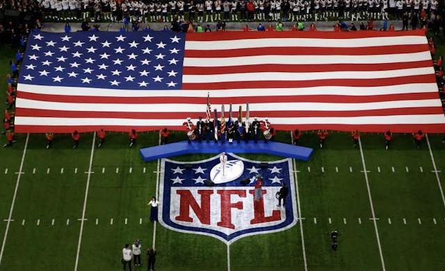 NFL Ratings Rise as Number of Players Protesting National Anthem Drops