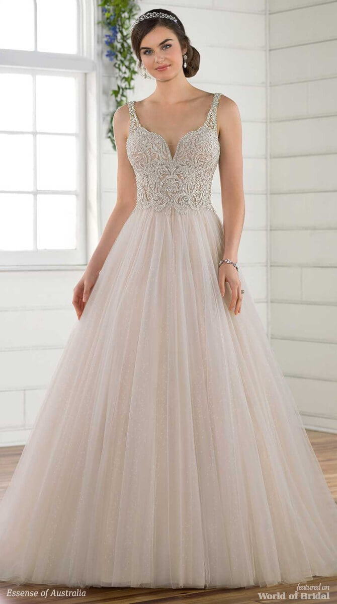 Contemporary Ella Enchanted Ball Gown Component - Wedding and ...