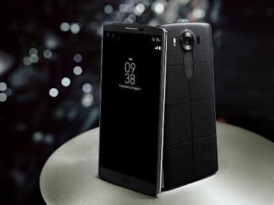 LG V10 , smartphone android dengan kamera terbaik